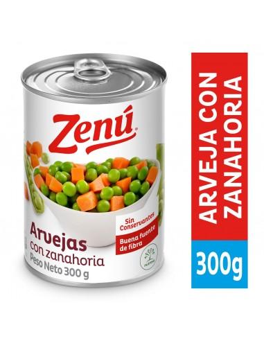 ARVEJA C/ZANAHORIA ZENU LT300G