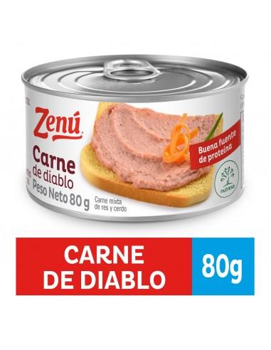 CARNE DE DIABLO ZENU LT80G