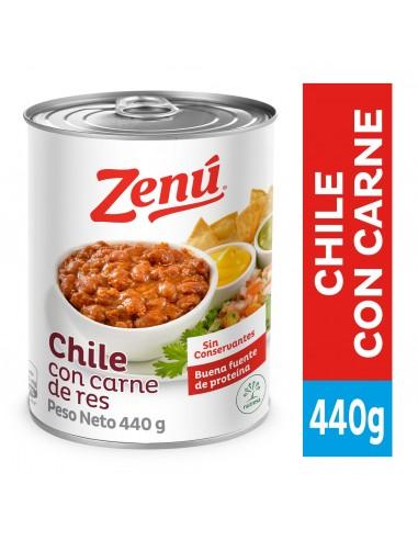 CHILE CON CARNE ZENU LT440G